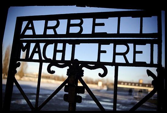Bienvenue au camp de Dachau, Allemagne