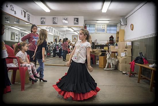 cours de danse flamenca