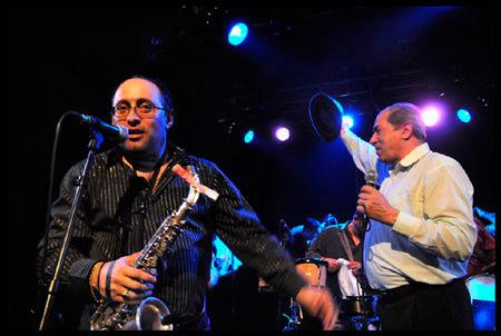 fanfara ciocarlia en concert au balkan festival à bienne