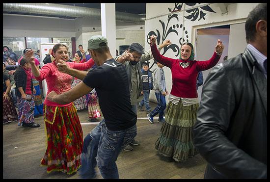 Roms qui dansent