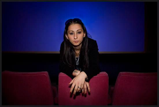 Laura Halilovic, réalisatrice d'origine Rom, Roma Touch in Balkan trafik