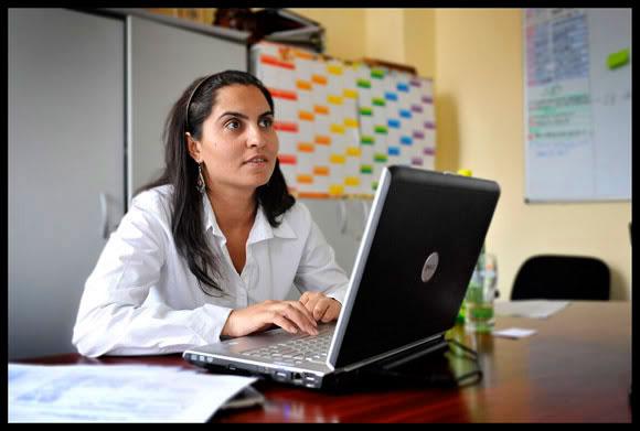 Margareta Matache directeur exécutif à Romani Criss