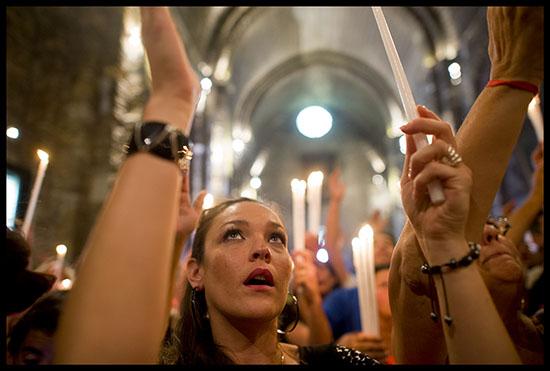 Messe pour Sainte Sara