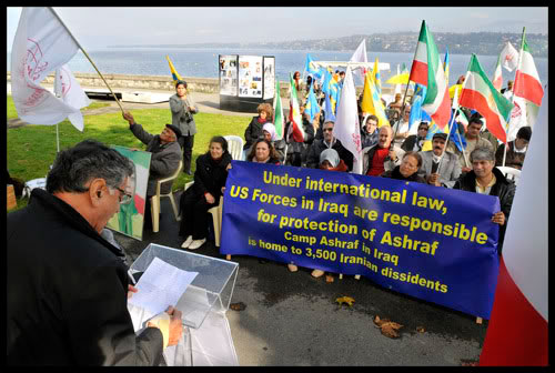 opposants iraniens