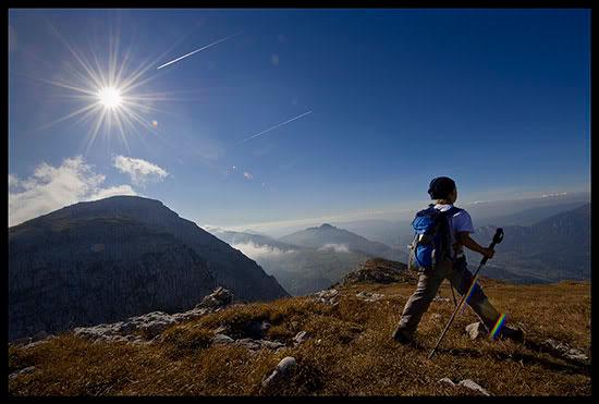 Randonnée dans le massif du Bargy