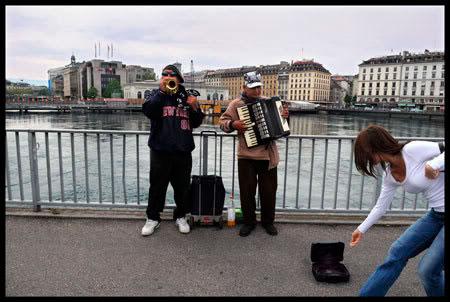 Mircea, Rom trompettiste
