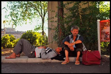 Roms àGenève en fin de journée
