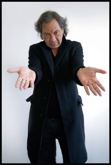 Tony Gatlif, réalisateur français d'origine gitane