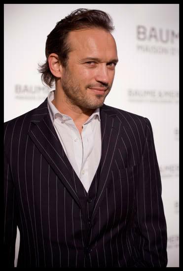 Vincent Pérez, acteur suisse