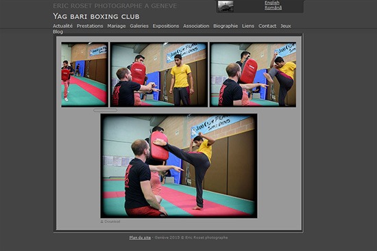 yag bari boxing club